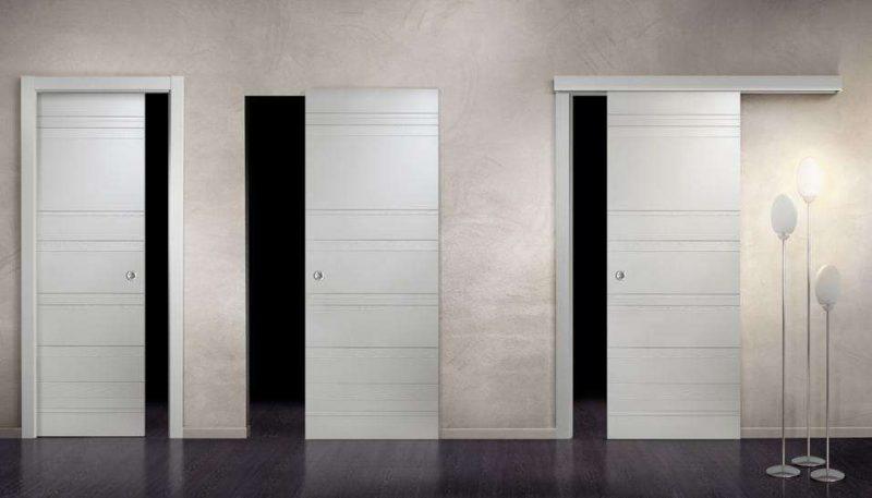 Quale parquet scegliere con le porte bianche: idee ...