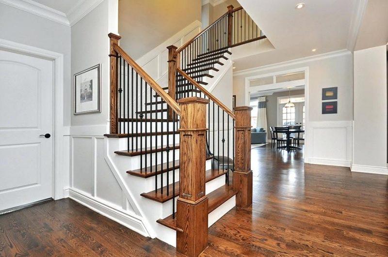 Parquet per scale: guida, consigli, informazioni, idee